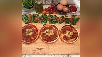 Les meilleures idées pizza...