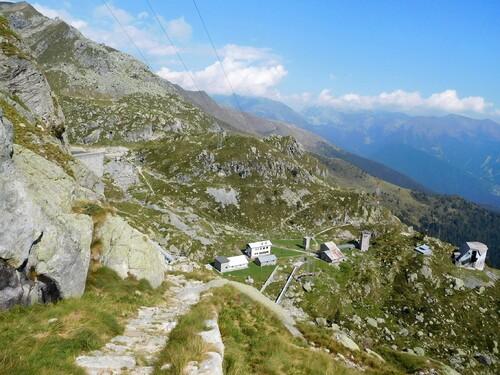 23/08/2017 5 Laghi Valgolglio Val Seriana BG Italie