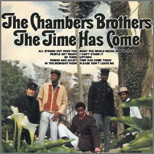 Chambers Brothers - Time Has Come Today (1967)