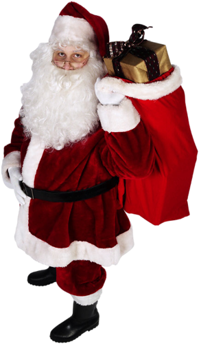 Tubes pères Noël 3