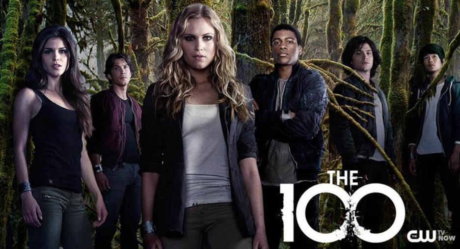 Résultats de recherche d'images pour «the 100 serie»