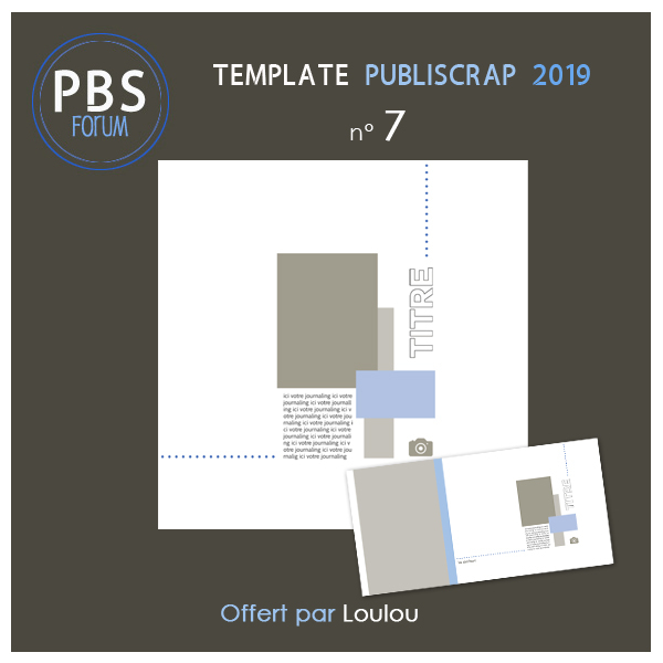 Semaine 14 - Template PBS 2019-7 - LOULOU - sortie le 14/04 123221261