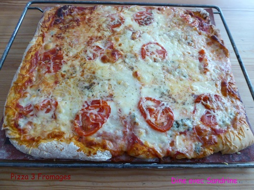 Ma Pizza 3 Fromages