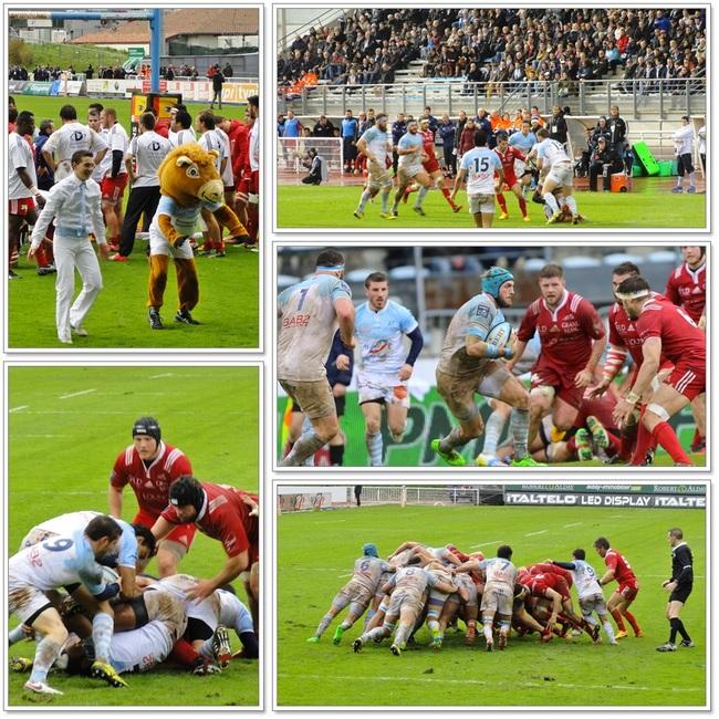 Rugby Bayonne-Dax, le 07-02-2016