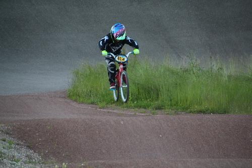22 juin 2016 entrainement BMX Mandeure