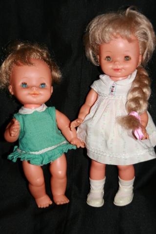 Bella_poupées articulées corps rigide.