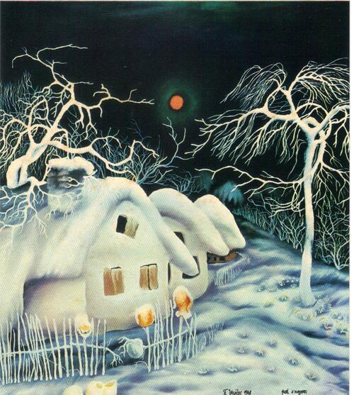 11. Sous la neige avec Franjo Vujcec