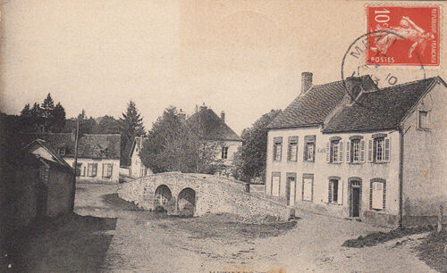 Famille Robineau, Saints-en-Puisaye (89)