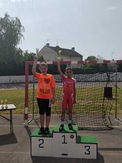 Challenge régional à Brétigny - dimanche 30 juin 2019