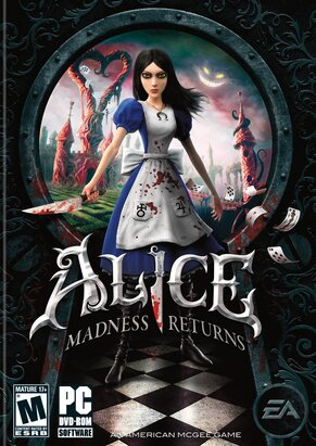 Alice Madness Returns - American Mc Gee