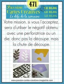 Pasion Cartes Créatives#471 !
