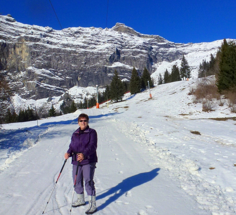 Comment éviter les chutes à ski...???