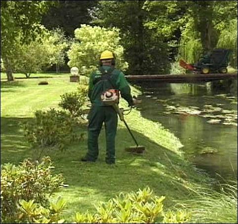 Agent d'entretien espace vert