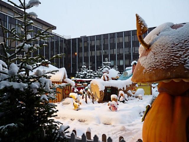 Metz sous la neige 19 décembre mp1357 2010