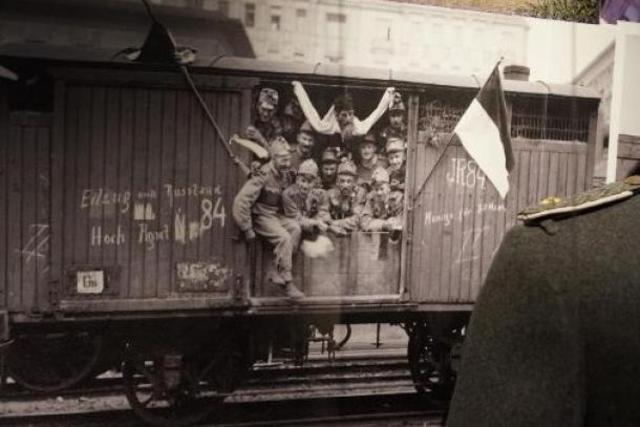 Le 28 juillet 1914, la guerre est déclarée à Vienne