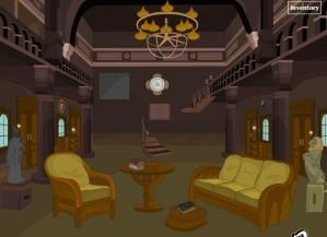 Old mansion escape