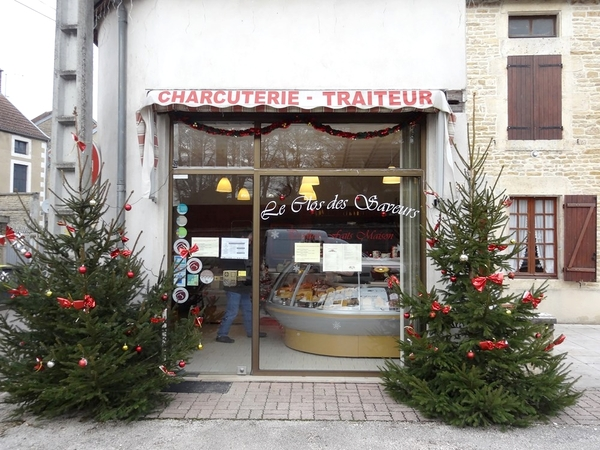 Le Clos des Saveurs à Montigny sur Aube