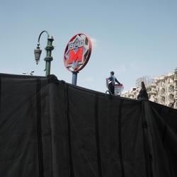 Le Caire, mars 2011 - © J-C Leroy