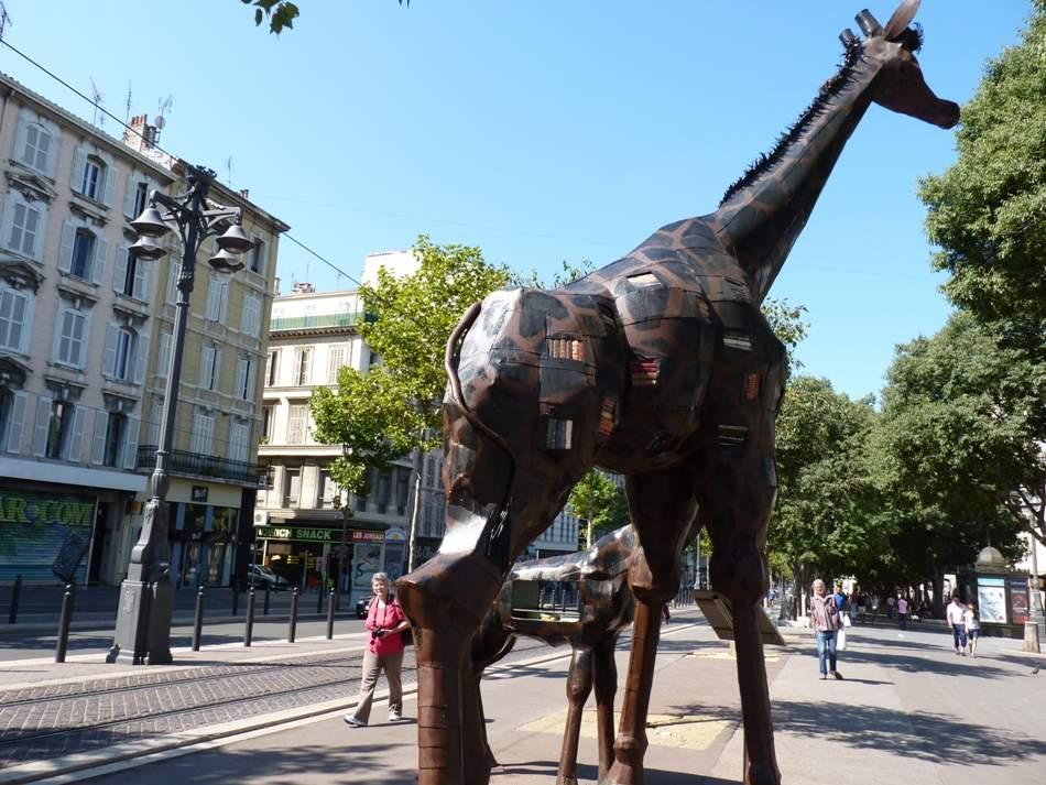 Marseille girafe (6)