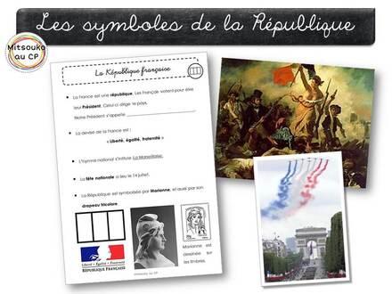 Education civique : la république française et ses symboles