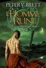 Le Cycle des démons, t1 : L'Homme rune