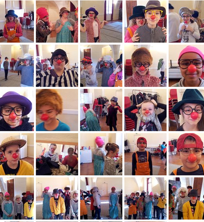 - Stages clown enfants