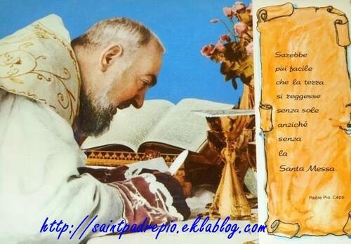 Conseils et maximes de Padre Pio