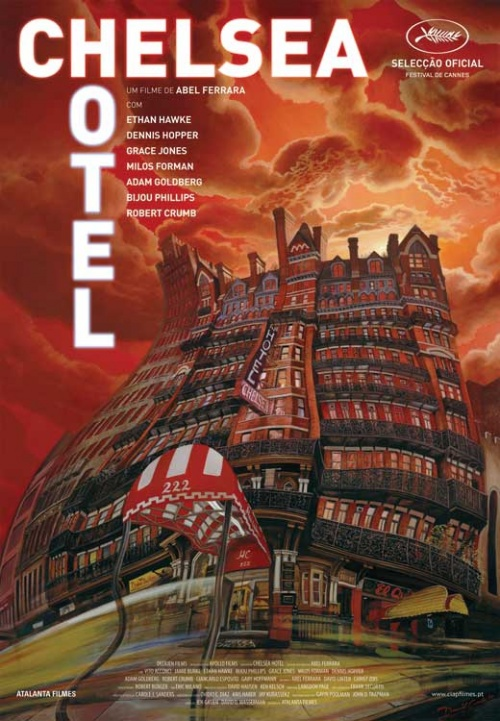 HOTEL CHELSEA - MANHATTAN - New York