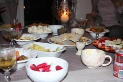 Repas spécial Noël et fêtes de fin d'année