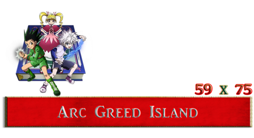 ARC GREED ISLAND