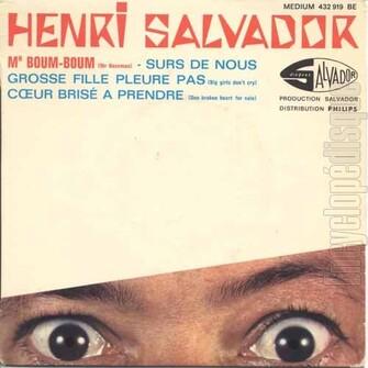 Henri Salvador, 1963
