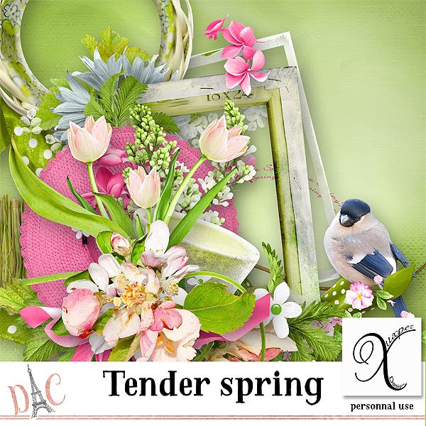Tender spring Minikit