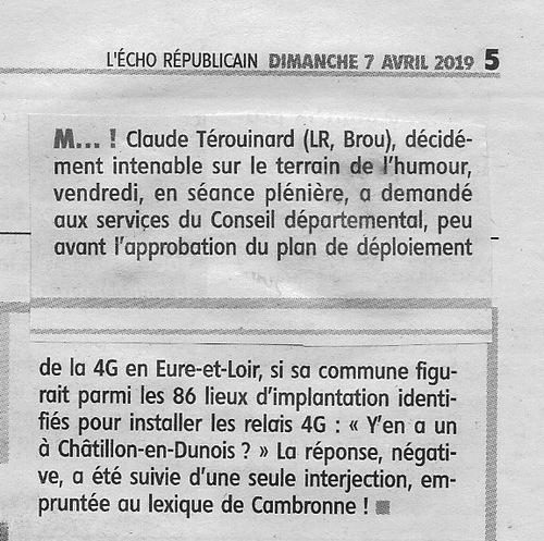 Electrosensibles en Eure-et-Loir : On a un problème!