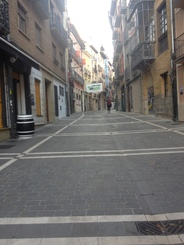 3ème étape : Zubiri à Pamplona
