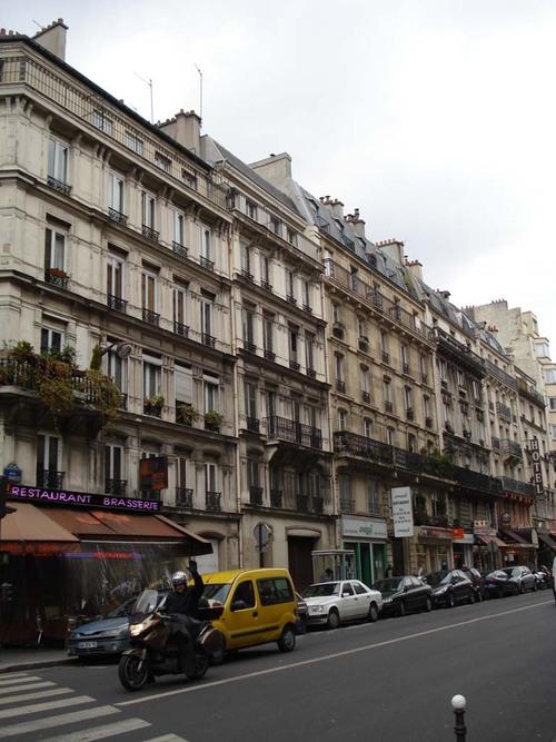 Le mystérieux 145, rue la Fayette à Paris