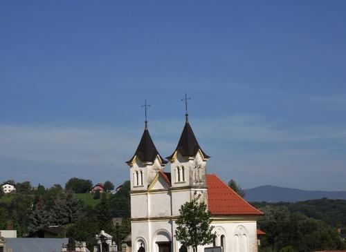 Studenice et le çâteau de Statenberg en Slovénie (photos)