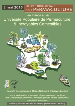 Permaculture day - Dimanche 3 mai