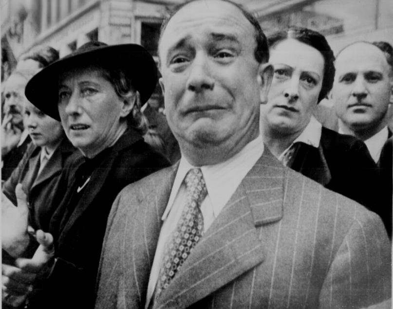 Jacques Bonsergent, le Français éploré de juin 1940
