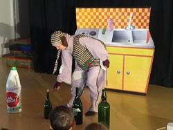 Spectacle Bbob doudou