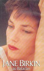 Jane  Birkin  au  Bataclan