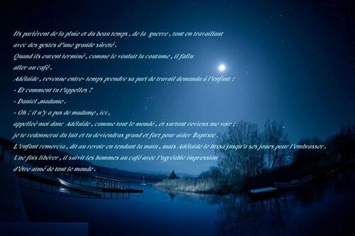 Extrait : Les chemins d'étoiles . 2      C Signol .