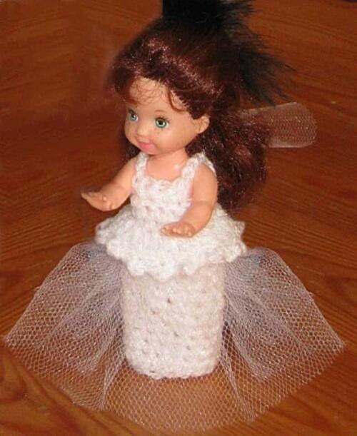 Défilé-Stylistes 2012 :Barbie mariée (7)