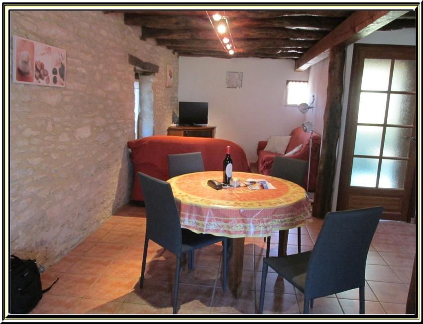 Notre gîte à Rocamadour
