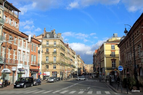 Toulouse en février ...