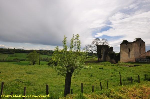 """""""Le sentier de la vallée rocheuse"""", une nouvelle randonnée de Mathieu Bouchard...."""