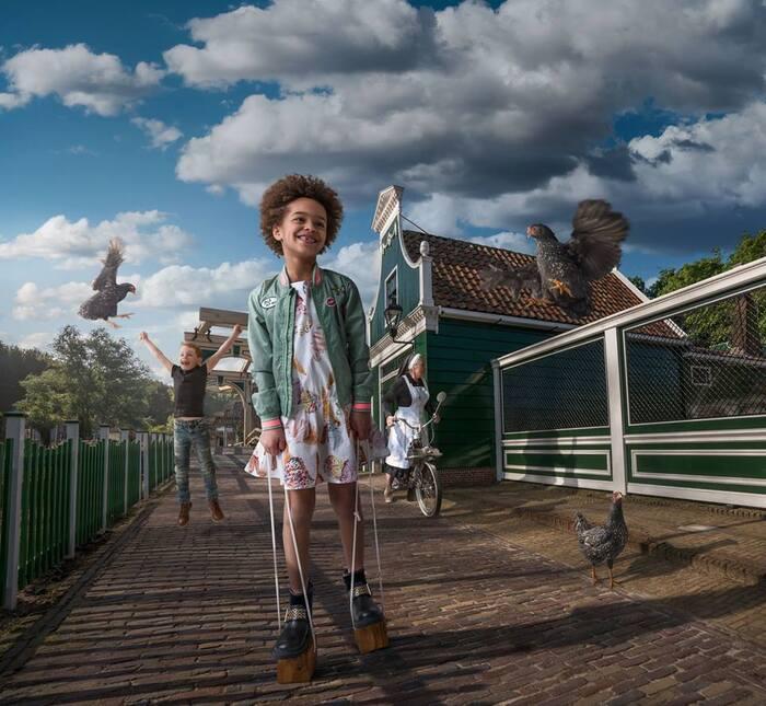 Adrian Sommeling photographe  J'adore raconter des histoires avec mes photos.