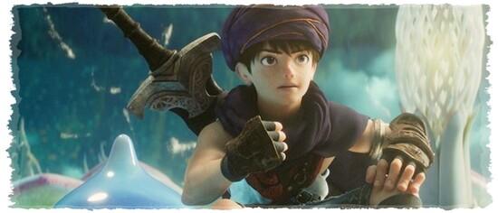 """Mon avis sur le film anime """" Dragon Quest Your Story """""""