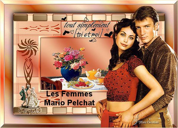 Les Femmes    Mario Pelchat