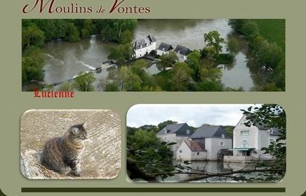 Le moulin de Vonte(Lucienne)