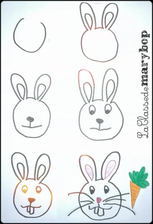 Fabulous Le jeu du lapin - La Classe de Marybop ZS46